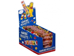 HARIBO ROULETTE GUMICUKOR 25G /50/
