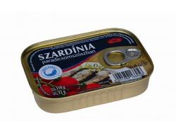 BIG FISH SZARDÍNIA PARADICSOMSZÓSZBAN 110GR/16