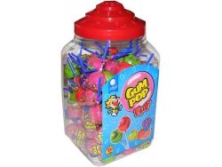ARGO GUM POP FRUIT NYALOKA 100*18G /4/