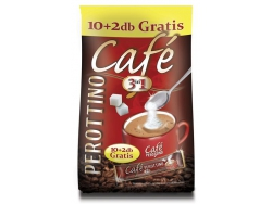 CAFE 3IN1 10+2*15G PEROTTINO /8/ÚJ!