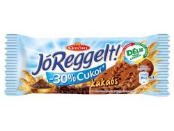 BELVITA JÓ REGGELT -30% CUKORRAL KAKAóS 50G/40